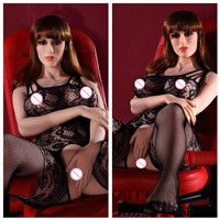 Real Silicone Sex Dolls 160cm Big Breast Sex Toys For Men.