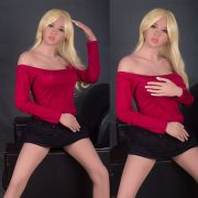 NEW 163cm Top quality  janpanse real doll, full size silicone sex doll love doll.