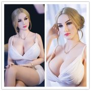 5.35ft solid silicone sex doll,real dolls.