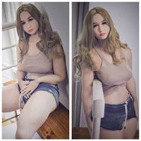 156cm Silicone Sex Dolls Real Sized Sex Doll Men Love Doll.