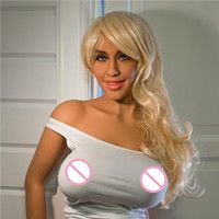 Sex Robot Dolls 170cm H cup Silicone Sex Dolls Huge Breast.