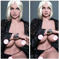 163cm TPE Sex Doll Real H-cup Big Breast Silicone Sex Dolls.