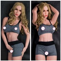167cm Realistic Silicone Sex Dolls Full TPE Love Doll Sexy Doll.