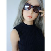 NEW 158cm Top quality sex doll,silicone doll adult love doll.