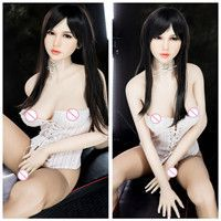 Real Silicone Sex Dolls 163cm Realistic Love Doll.