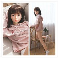 Flat Chest Sex Doll 135cm with Internal Metal Skeleton.