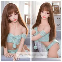 135cm Silicone Love Sex Doll mini sex doll